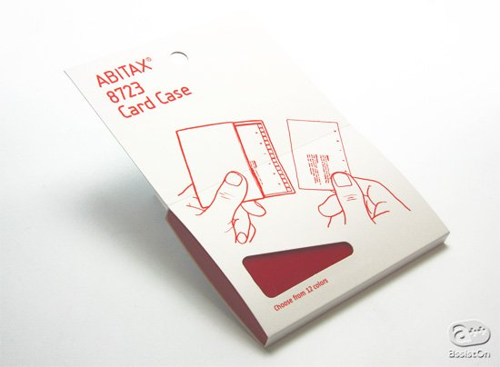 ABITAX Card Case | AssistOn