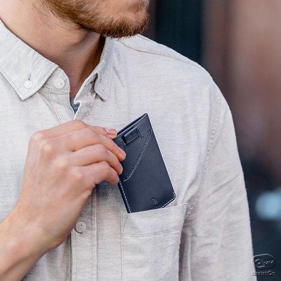 持ち物を最小限にしたい方へ。ただ薄いだけではありません。必要な時にスマートに取り出すことができる。新しい生活のことを考えた、これが新しい財布。