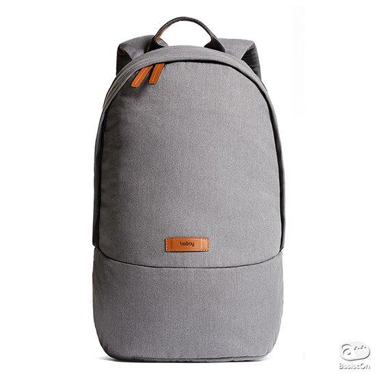 懐かしい面持ちで、上品さを備えていること。毎日使うバッグとしての、使いやすさは最優先、ちょうど良いサイズであること。この全てを備えたバックパック。