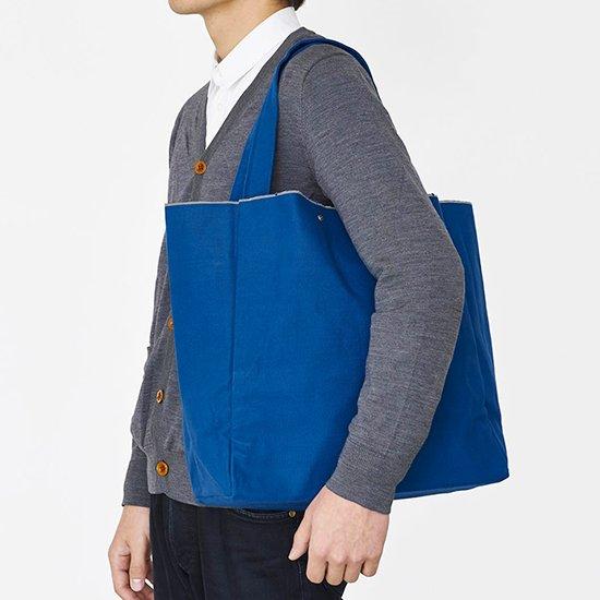 お仕事からプライベートまで、生活のためのバッグ。大容量で重いモノの持ち運びにも。180年の歴史、世界最高品質の帆布、倉敷帆布のオリジナルバッグ。