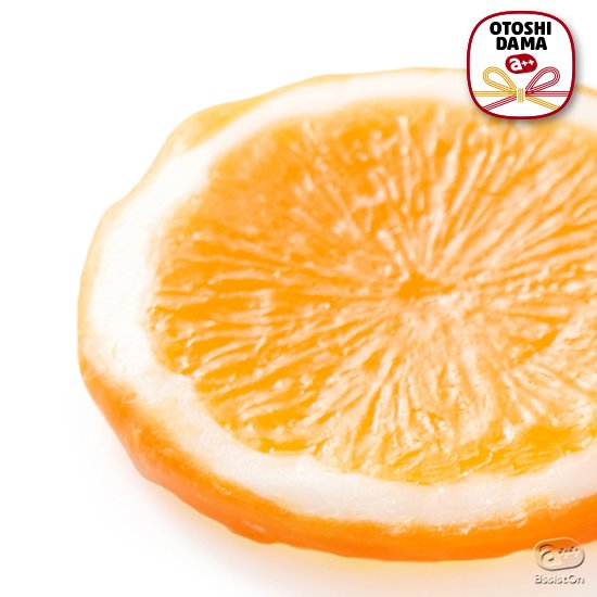 オレンジ、レモン、キウイフルーツ。フレッシュな果物を薄くスライスしたみたい。とてもリアルで、フルーティーで爽やかな香り。